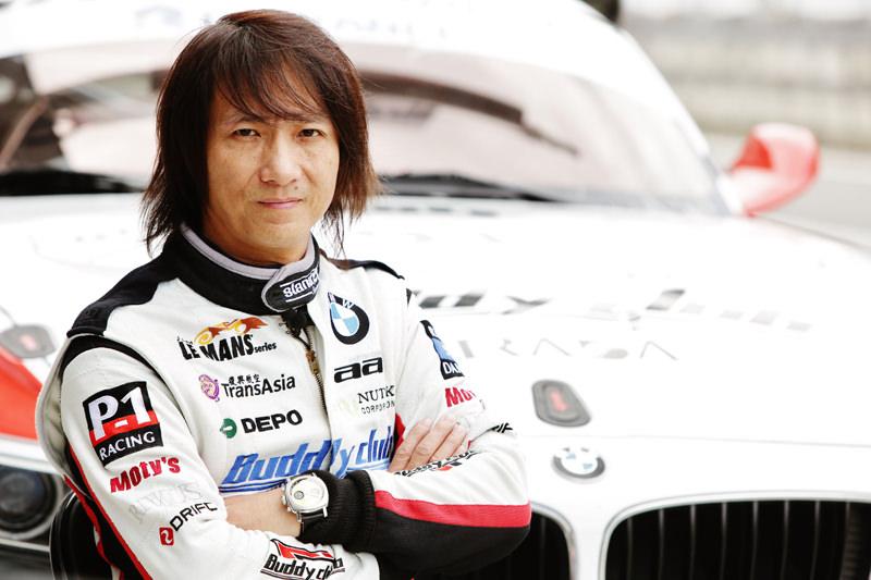 陳俊杉│跑車賽車手 帶著台灣走向國際