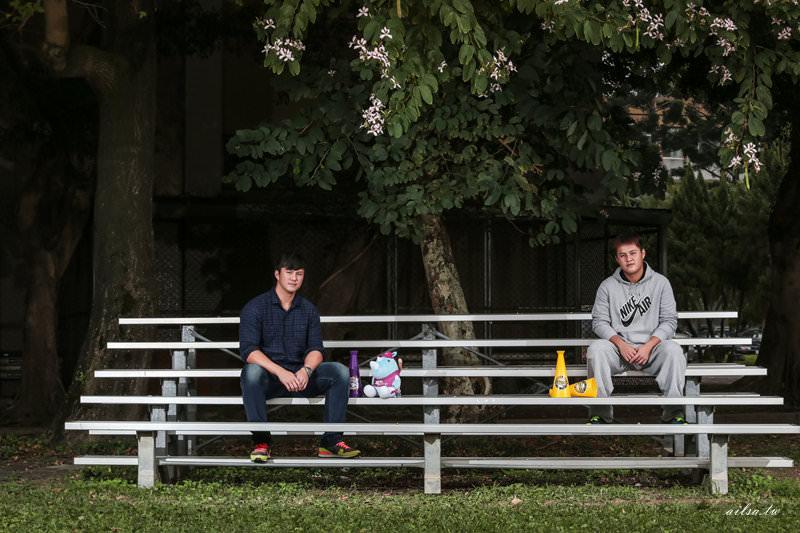 球員│高國輝、羅國華,兄弟對決棒球場-名人專訪 職棒球員 Men's talk