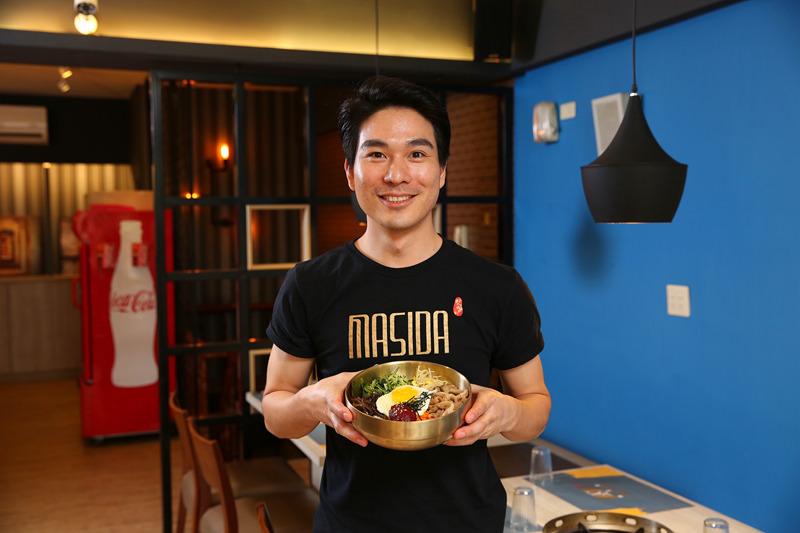 高雄│老闆是韓國帥哥的Masida瑪嘻大韓食堂,天涼吃鍋正適合-河堤社區