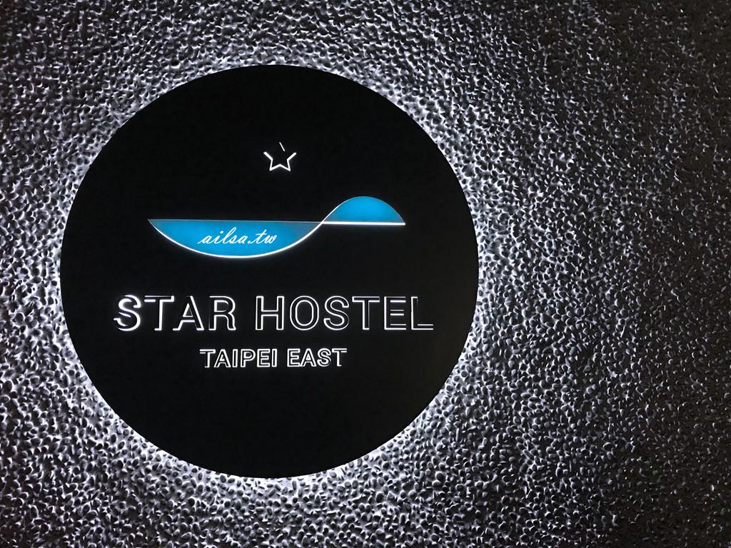 台北│合星青年旅館 熱鬧東區的文青風住宿-忠孝敦化站 雙人房 床位