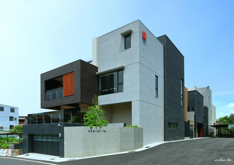 高雄│鳥松新建案托斯卡尼 大窗大景 珍藏家的美麗風景-建案採訪、房地產、獨棟透天