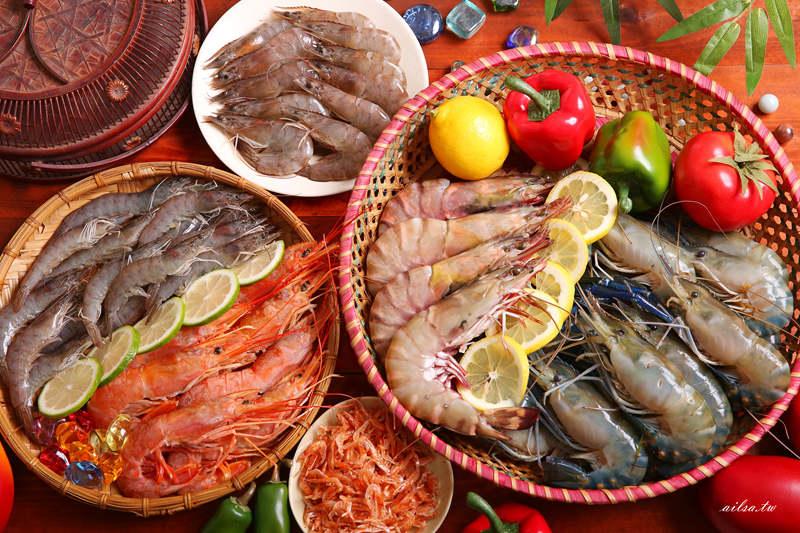 蝦生活│網購買好蝦,白蝦、草蝦、櫻花蝦、天使紅蝦這裡都能買得到