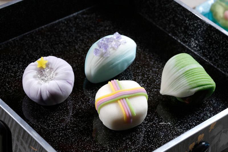 日本│吃一顆甜甜的和菓子 原來甜點也能美得像藝術品-飲食文化