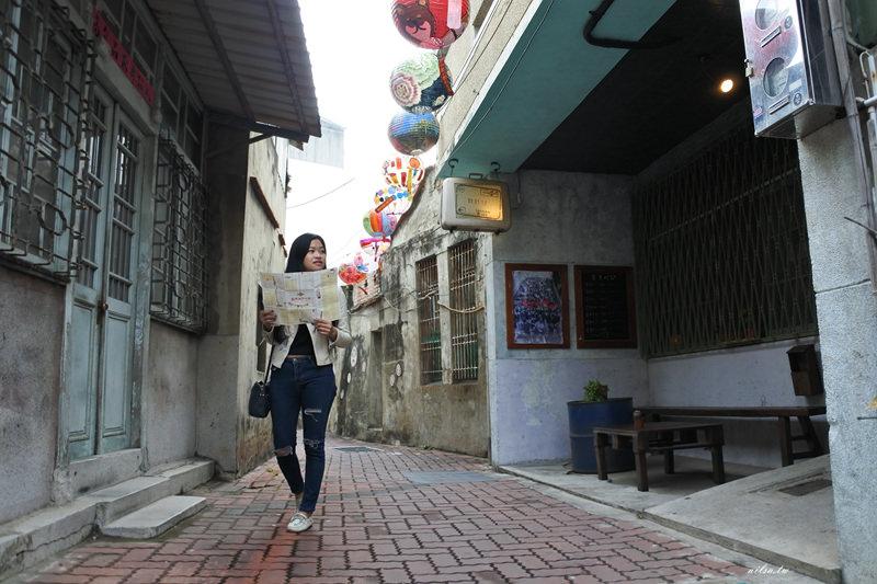 台南中西區│旅遊玩三日,正興街走路景點推薦