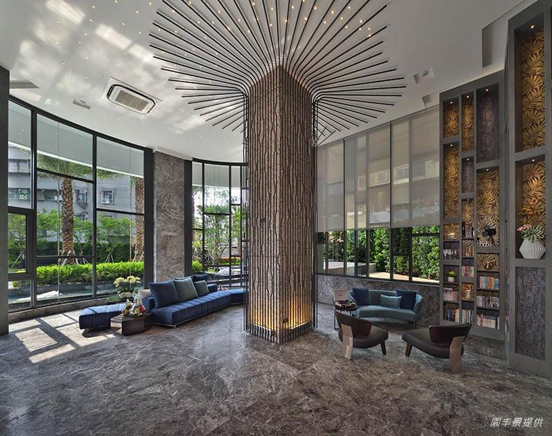 採訪│建築師專訪:高雄鳳山新建案「園丰景」,從住宅美學看建設公司的社會責任